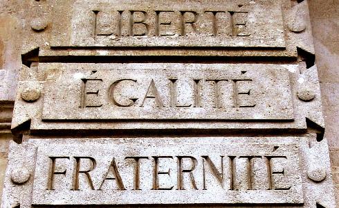 Libertéégalitéfraternité