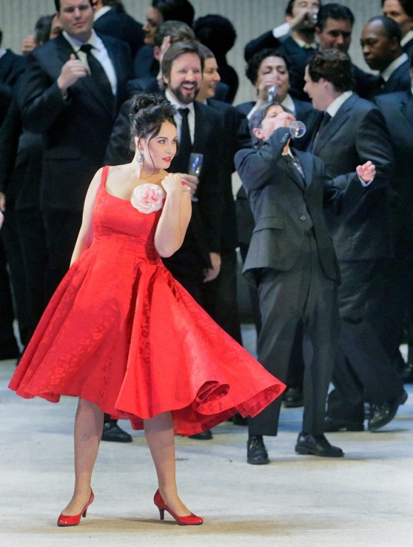 Iнимка: Ken Howard/ Metropolitan Opera