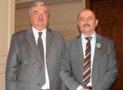 Посланик Ю.Исаков и почетния консул Т.Фотев, снимка: Flagman
