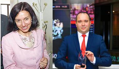 Нели Кордовска (снимка Новинар) и Румен Стамов