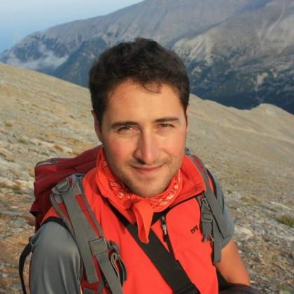 Михаил Миков в Пирин