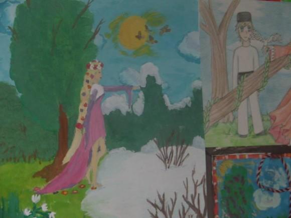 Награда за оригинална идея: Светлана Пидгайна, 14 годишна, от Украйна