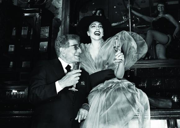 Леди Гага и Тони Беннетт. Фото – Стивен Кляйн
