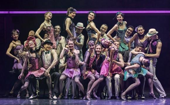 "Сцена из спектакля ""Up & Down"". Фото – Courtesy of Eifman Ballet"
