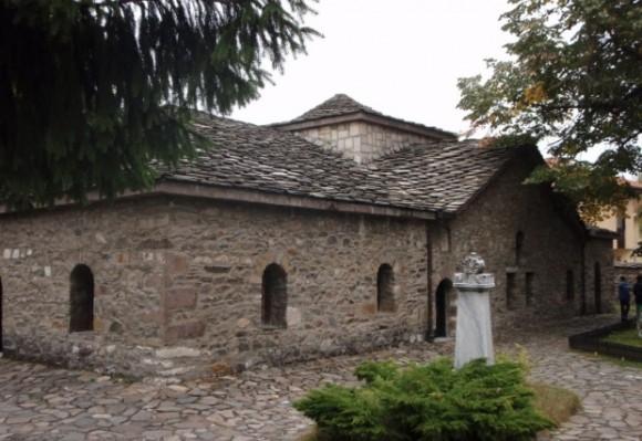 """Черквата-костница """"Св. Неделя"""" днес"""