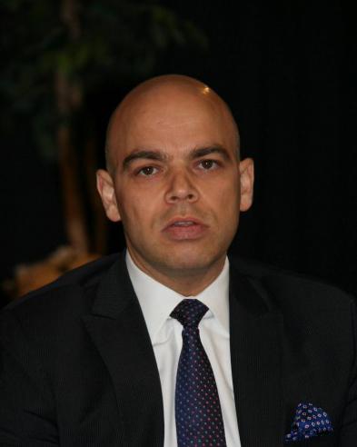 Симеон Стоилов на сесията на БАА