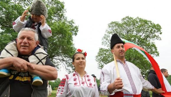 Събор на българите в Микулчице – 2015 Снимка: Авторът