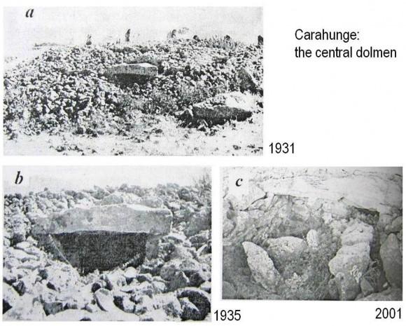 Фиг.25. Долменът в Зарац Карер [Bochkarev, Bochkarev 2005]