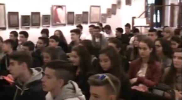 Снимка: Скрийншот от видео на Българското училище към посолството ни в Лондон