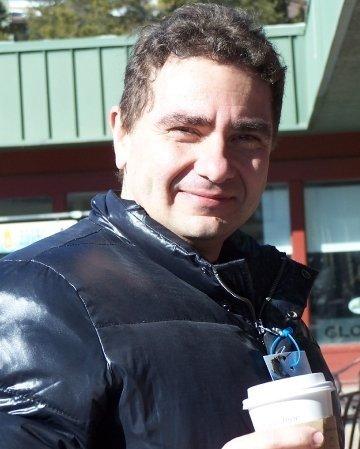 Авторът на писмото д-р Виктор Хинов