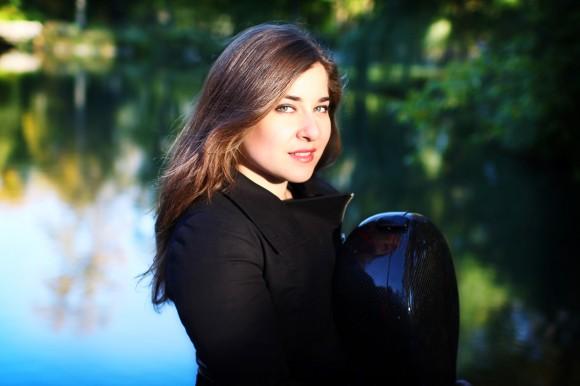 Алиса Вайлерштайн (Фотография предоставлена пресс-службой фестиваля в Равинии)