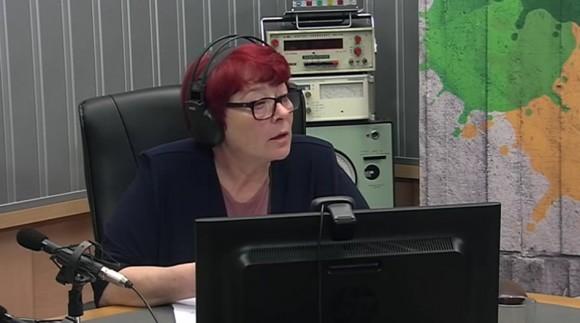 Водещата Илиана Райчева