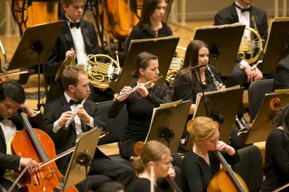 Civic Orchestra. Фото – Тодд Розенберг