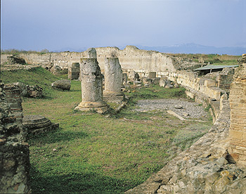 Останки от древния Сибарис (Sybaris, Σύβαρις). Снимка: ermaktravel.org