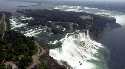 Ниагарският водопад. Снимка: Associated Press