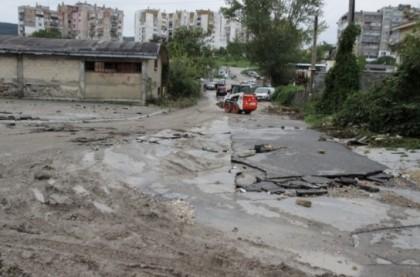 След наводнението в Шумен. Снимка: Forumnews.bg