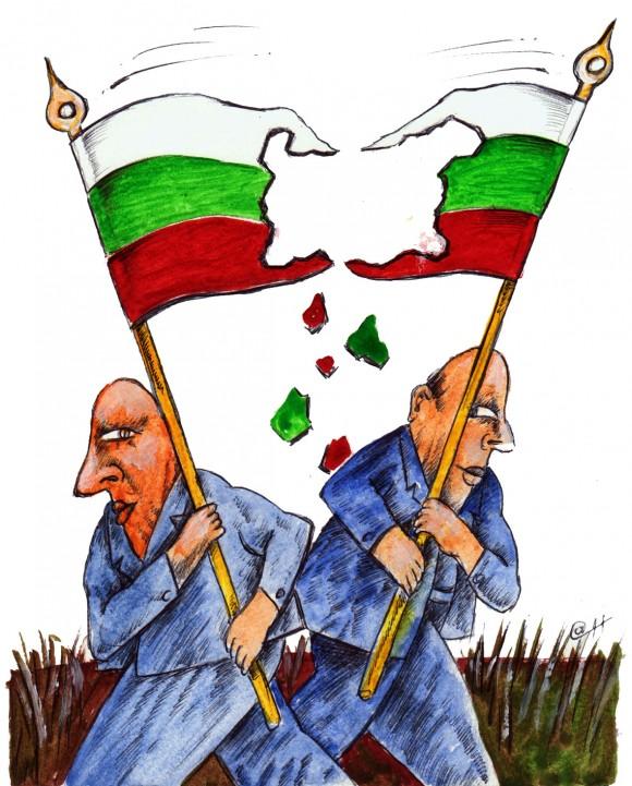 Карикатура: Анатоли Станкулов, Bulgarica.com