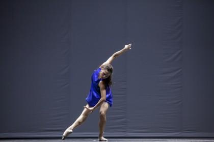 """Жаклин Бернетт в балете """"Quintett"""". Фото – Шерил Манн"""