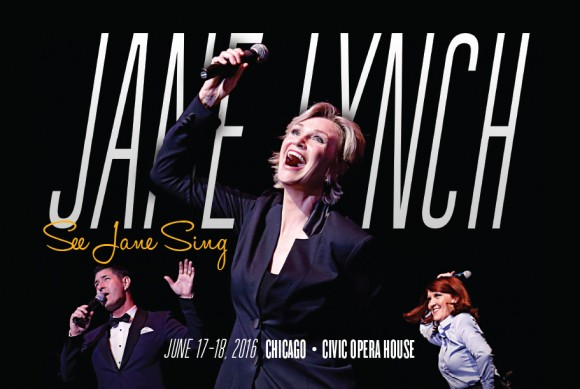 """Постер кабаре-шоу """"See Jane Sing"""""""