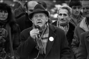 Илия Минев, 18 ноември 1989 г.