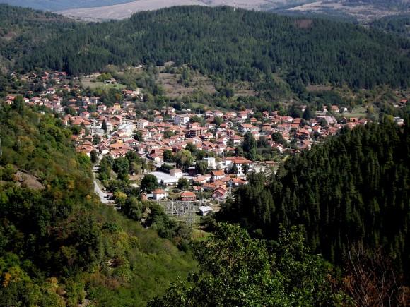 Босилеград е скътан в в част от планинската област Краище, простираща от двете страни на сръбско-българската граница. Градът се намира в непосредствена близост до нея.