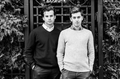 Джефет Балабан (Леопольд) и Джордан Бродесс (Леб). Фото – Адам Блашкевич
