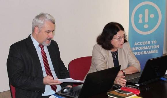 Александър Кашъмов  и  Гергана Жулева