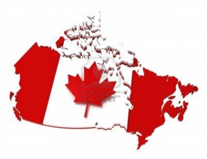 Canada-7939339-canada-map-with-flag-clipping-path-isolated-3d-illustration