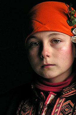Българско дете от Бесарабия
