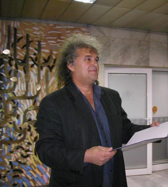 Кметът на Босилеград Владимир Захариев. Снимка: Мonitor.bg
