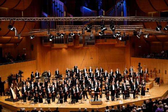 Симфонический оркестр Баварского радио. Фото – Астрид Акерман