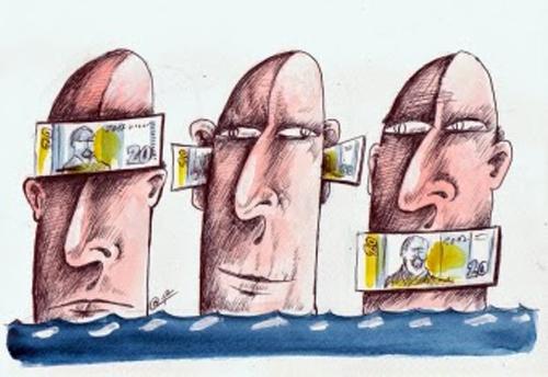 Карикатура: 6areno.blogspot.bg