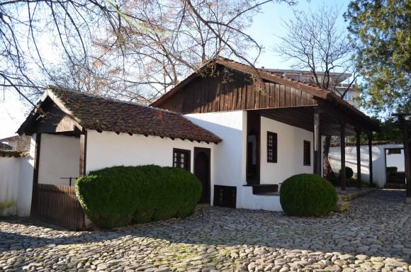 Къщата на Васил Левски в Карлово