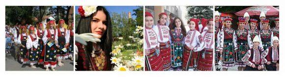 Част от участниците във фестивала. Снимка: bolgarisobor.com.ua