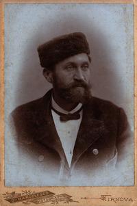 Филип Стоянов Симидов 1852, Търново - 1925, Русе