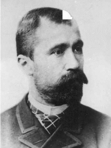 Янко Ангелов Маринов 1853, Търново - 1895, Русе