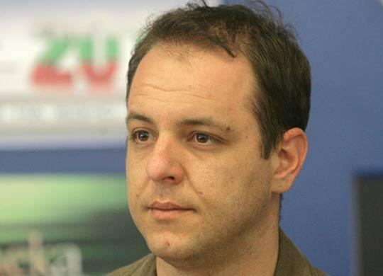 """Борислав Сандов. Снимка: """"Зелените"""""""