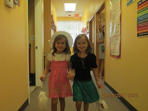 Мария и Надя