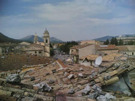 Покривите на Челе ди Булгерия. Снимка: ndt1.com