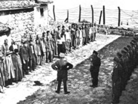 Лагерът на смъртта край Ловеч. Снимка: bulblog.com