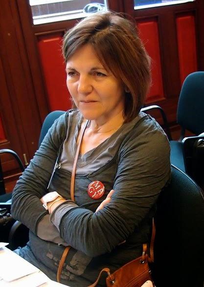 Светла Кьосева. Снимка: bgnow.eu