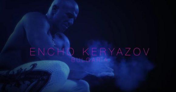 Енчо Керязов. Снимка: Скрийншот от видео на Circo Hermanos Vazquez