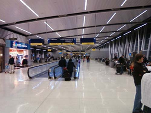 Летище Индианаполис. Снимка: Xnatedawgx / Wikimedia