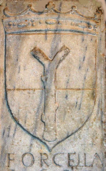 Сн. 3 Герб на Форчелла – Музео Диочезано, Неапол
