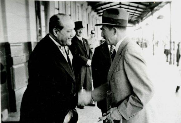 Цар Борис III и Георги Кьосеиванов