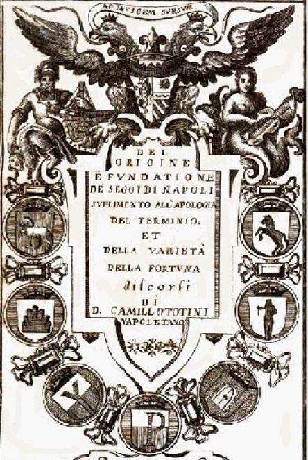 Сн. 10. Герб на Форчелла с девиза на района