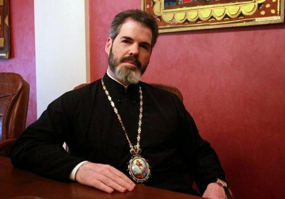 Митрополит Антоний. Снимка: Фейсбук