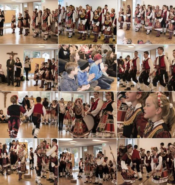 "Кадри от концерта на ""Загорче"" в Залцбург. Снимки: Иван Павлов, Bgschule-linz.com"
