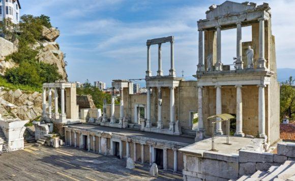 Античният театър в Пловдив Източник: Getty Images/Guliver