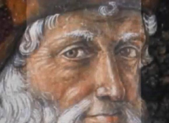 Йосиф II, фрагмент от стенопис. Снимка: Скрийншот от филма за него